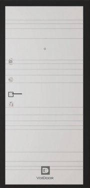 Панель №7 (Белый-софт) 16 мм