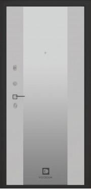 Панель MAXI-Зеркало (Белый софт)