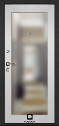 Зеркало Софт Белый